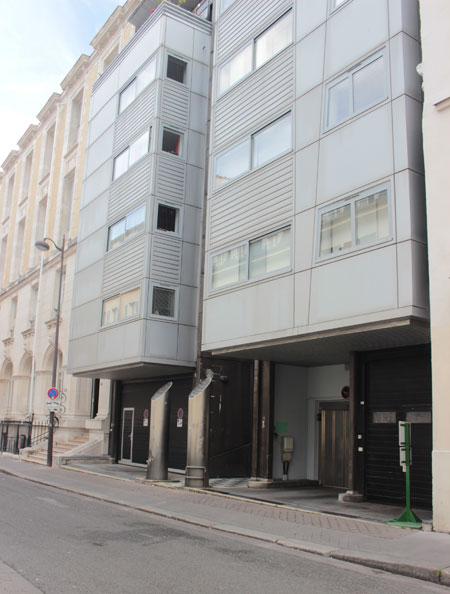 Logements rue Jean-Baptiste de La Salle
