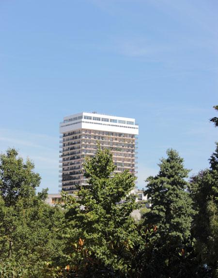La tour Arago-Cordelières