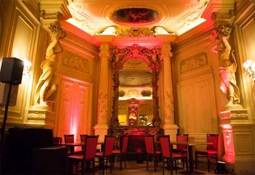 L'hôtel Halévy - L'un des salons du Carmen
