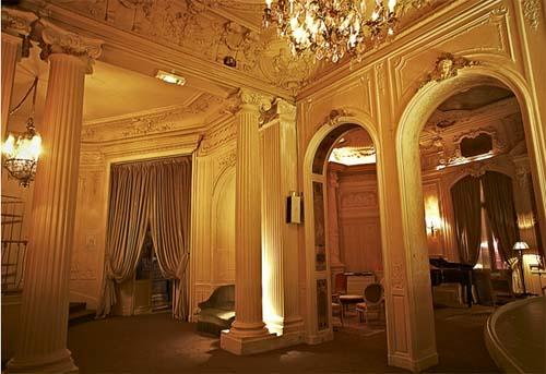 L'hôtel Halévy - Le Carmen