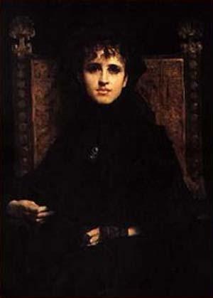 Geneviève Bizet (1849-1926) qui deviendra ensuite Mme Strauss