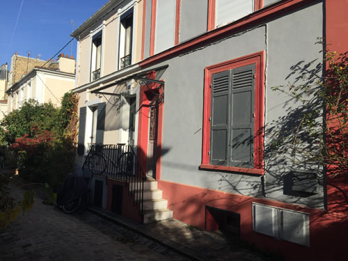 La villa Jamot