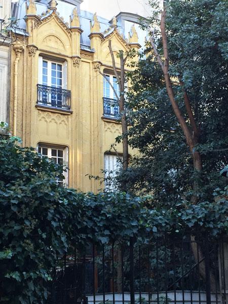 N° 1 avenue Frochot