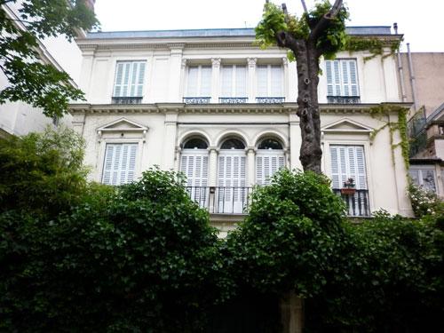 N° 5 avenue Frochot
