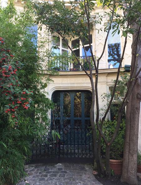 N° 9 avenue Frochot