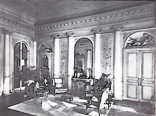 L'hôtel de Jarnac - Le grand salon