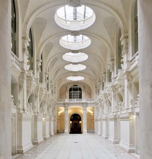 Le musée des Arts Décoratifs : la grande nef