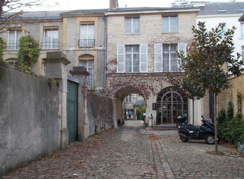 L'ancienne rue des Marionnettes