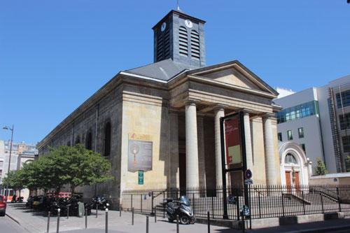 L'église Saint-Pierre du Gros Caillou