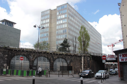 Centre d'affaires Paris Cap Nord