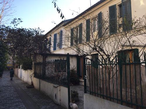 La villa de l'Adour