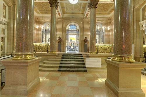Hôtel Le Hilton Paris Opéra - Le hall