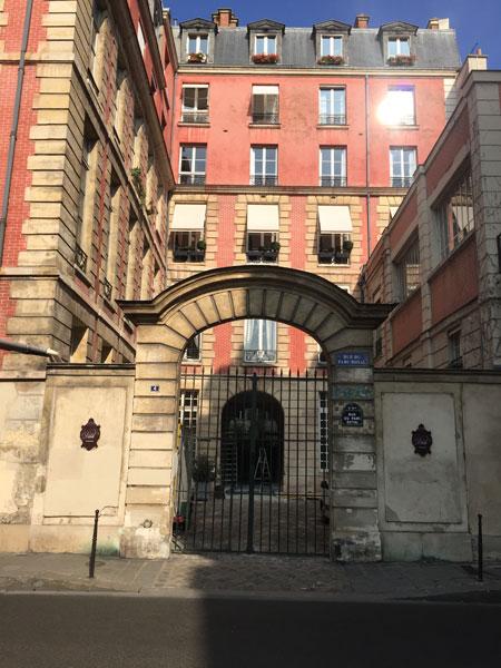 L'hôtel de Canillac