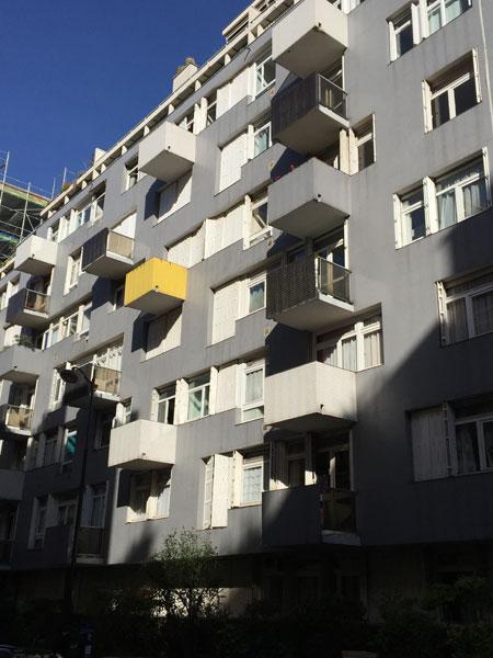Immeuble de logements Rue Mathurin-Regnier