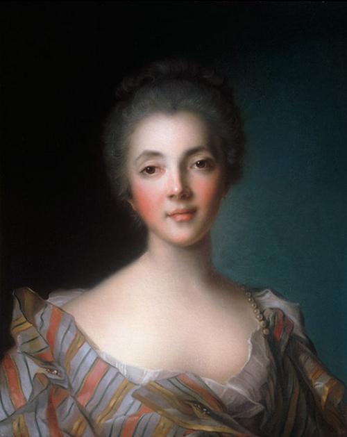 Louise de Fontaine, devenue Mme Dupin par son mariage