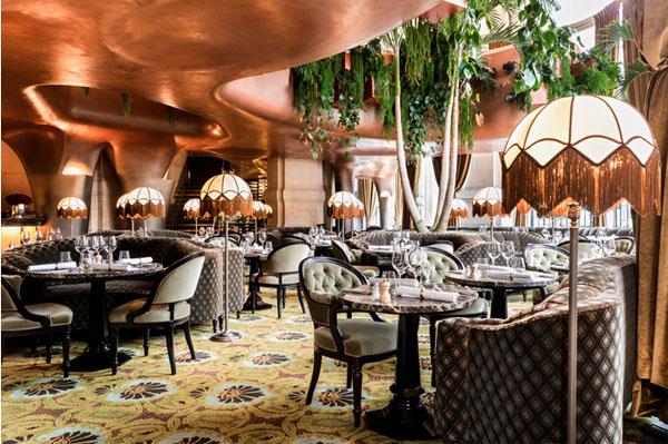 Le nouveau décor du restaurant CoCo