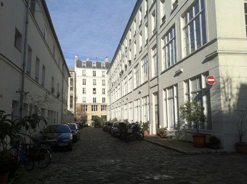 La cour de Bretagne