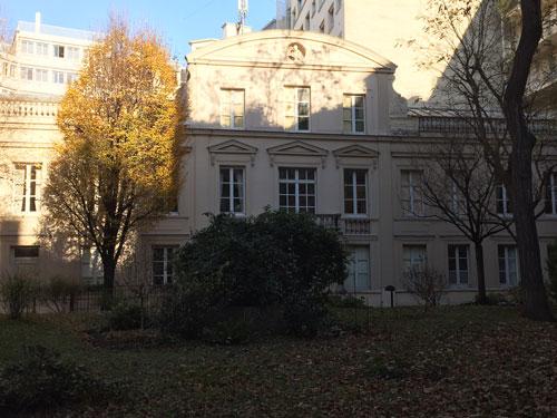 L'hôtel Scelles