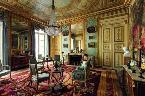 L'hôtel de Ségur - Un salon