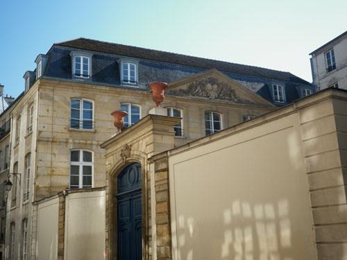 L'hôtel Thiroux de Lailly