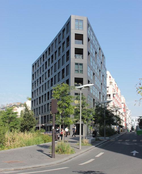 Immeuble de logements Paris XVII