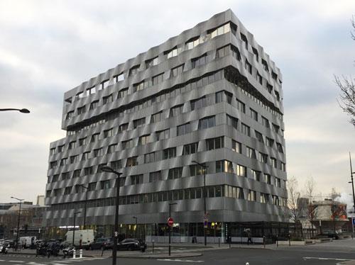 Immeuble de bureaux Be Openp