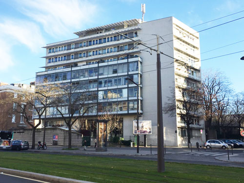 Logements boulevard Soult