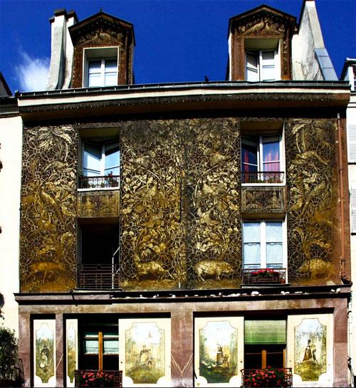 Boucherie Rue Mouffetard