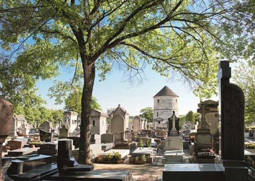 Le cimetière du Montparnasse