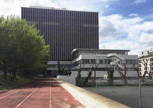 L'école nationale de Physique, Chimie et Biologie