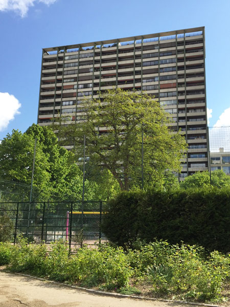 La résidence du Haut-Mesnil