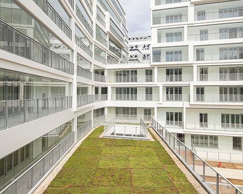 Logements sociaux Rue Marie-Georges Picquart