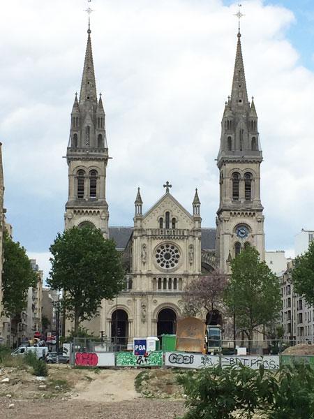 Eglise Saint Ambroise Paris