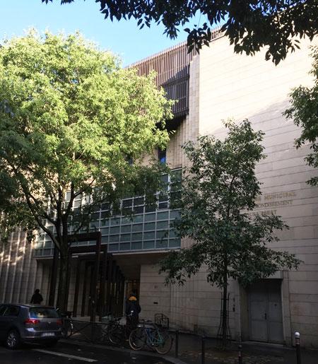 Conservatoire de Musique et de Danse Jacques Ibert