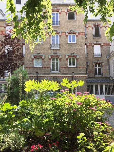 Cour Rue du Cherche-Midi