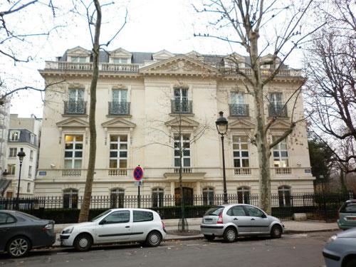 L'hôtel Dreyfus