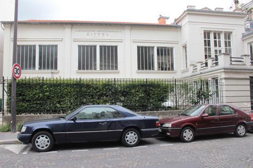 Le laboratoire Eiffel