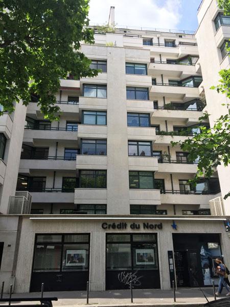 Logements Boulevard Raspail