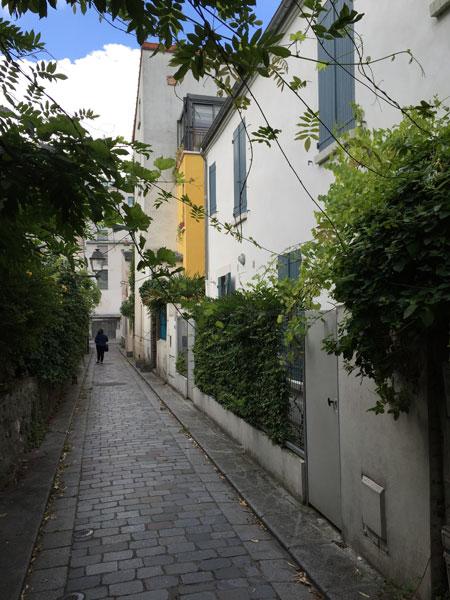 Le passage Bourgoin
