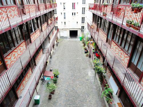 ancien ateliers rue de Charonne