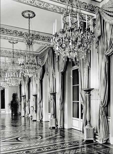 Hôtel de Chaneleilles - La grande galerie