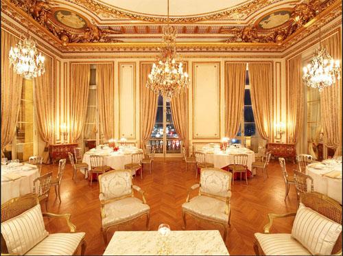 L'hôtel de Crillon : le Grand Salon ou salon des Aigles