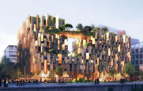 Immeuble Aurore (projet)