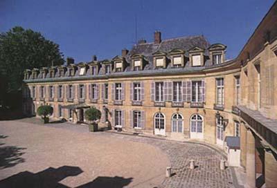 L'hôtel du Petit Luxembourg : résidence actuelle du président du Sénat