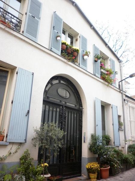 La cité du Midi : la villa Amandine au n°3