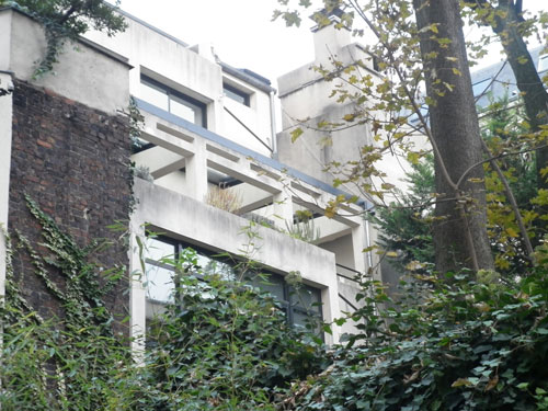 La cité du Midi : un loft contemporain au n°16