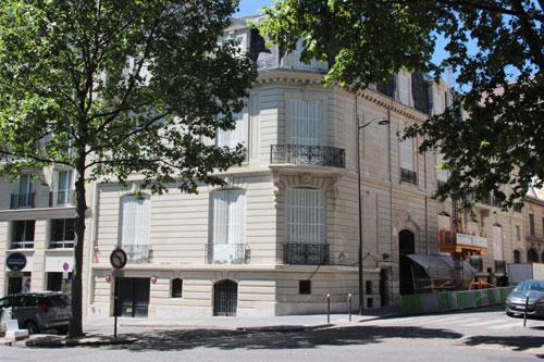 Le musée Yves Saint-Laurent installé