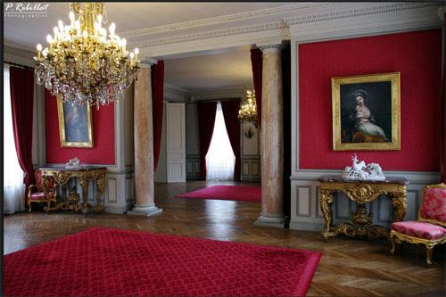 L'hôtel de Montmorin : un des salons