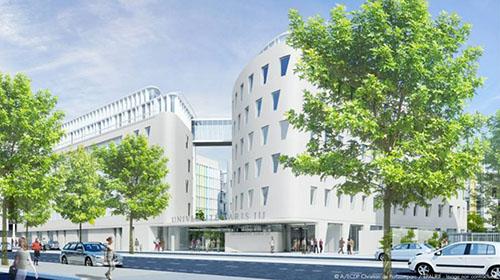 La Sorbonne nouvelle