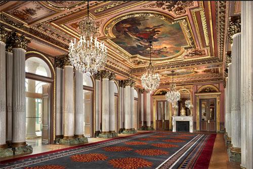 Le Westin Paris Vendôme : le salon impérial